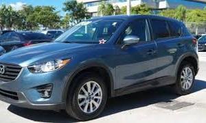 2016 Mazda CX-5 Miami FL Ft Lauderdale, FL #C015487A