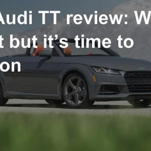 'We'll miss the Audi TT but it's time to move on'