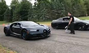 GT Rと3億する高級車が対決した結果・・・