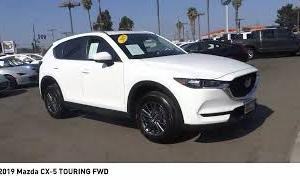 2019 Mazda CX-5 ANAHEIM, BUENA PARK TUSTIN IRVINE SANTA ANA WESTMINSTER PLACENTIA YORBA LINDA 00SM00