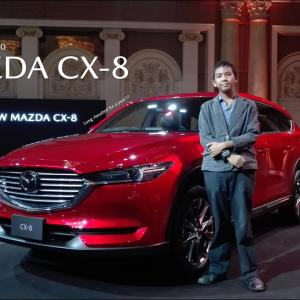 The All-New 2020 Mazda CX-8 Walk-Around.