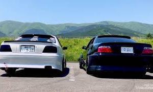 【車】フルデュアルとフルタービン!1jサウンド対決!どっちのサウンドが好み?