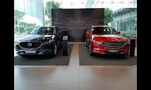 Mazda CX-5 và CX-8 tiếp tục giảm giá sâu, quyết lấy lại chỗ đứng tại Việt Nam_Xe 360