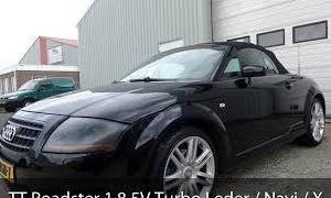 Audi TT Roadster 1.8 5V Turbo Leder / Navi / Xenon