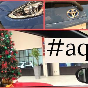 Toyota AQUA Gramper  Special Edition トヨタアクアグランパー特別仕様車を見る