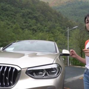 """""""小仙缕""""带你体验全新BMW X4,多面的运动型SUV ,魅惑来袭"""
