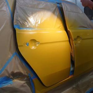 ホンダ N-ONE Y70P ベース塗装