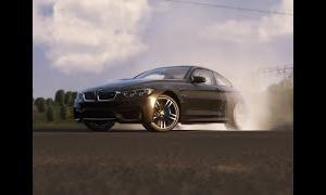 BMW M4 akrapovic Sound test // Wyrazów Częstochowa-Assetto Corsa