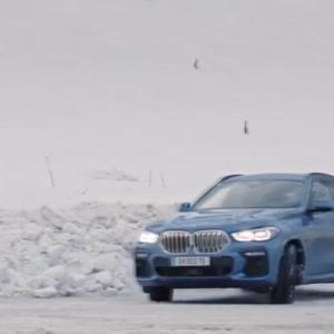 2020 BMW X6 - Driving