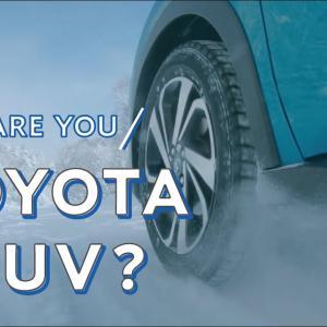 【北海道オールトヨタ】TVCM 「GO!SUV(1番)」篇