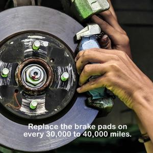 Most Effective Method to Choose the Brake Pads in Car