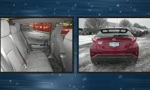 2018 Toyota C-HR XLE in Grand Forks, ND 58201-6546