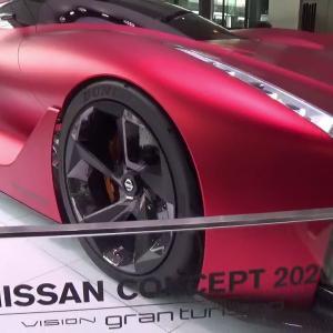 【左ハンドルGT-R】NISSAN GT-R50 by Italdesign/CONCEPT 2020 Vision Gran Turismo (NISSAN CROSSING)