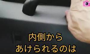 欲しい!車中泊であると1番便利なオプションがこれらしい。【クルマ】