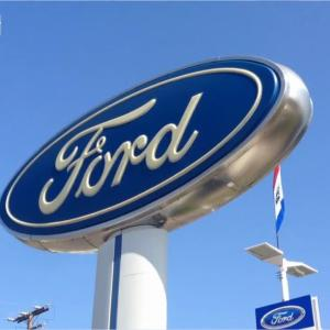 Ford Delays Restart Of North American Auto Production
