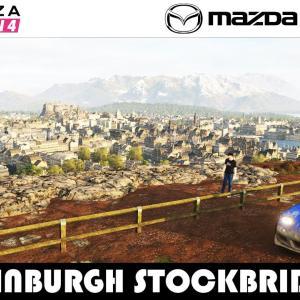 Forza Horizon 4 - 2002 Mazda RX-7 - Edinburgh Stockbridge Race | Gameplay