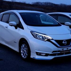 Мощный Nissan Note E-POWER.Разгон до 100.Быстро и экономично.