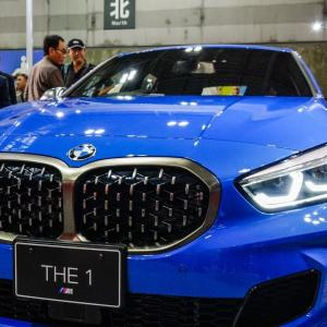 (4K)BMW THE1 2020 - NAGOYA MOTOR SHOW 2019