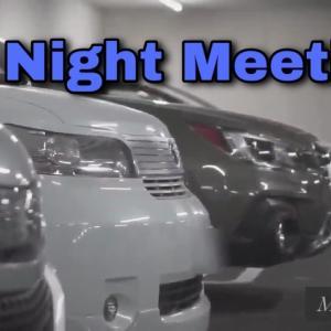 Night MT マセラティギブリ トヨタサイ アウディA6 スバルレガシィアウトバック スズキパレット トヨタポルテ