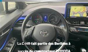 TOYOTA C-HR 122h Graphic 2WD E-CVT à Castres - Une occasion Maurel Auto