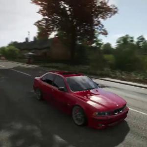 Forza Horizon4 BMW E39 M5