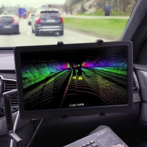 Next generation Volvo cars to be powered by Luminar LiDAR technology for safe self-driving