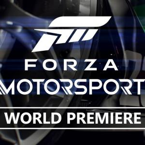 Forza Motorsport | Official Announce Trailer