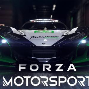 Forza Motorsport - Official 4K Series X Announcement Trailer