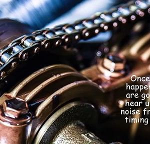What Causes Timing Chain Noise in Your Car