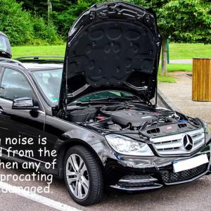 Why is the Engine of your Car Causing Ticking Noise While Driving