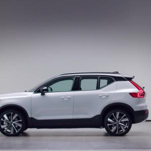 Volvo XC40 Recharge P8 walk-around Product Presentation