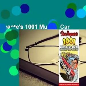 Steve Magnante's 1001 Muscle Car Facts  Review