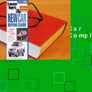 Full E-book  New Car Buying Guide 2002 Complete