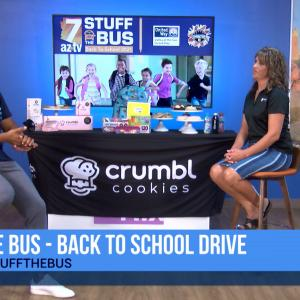 Crumbl Cookies is Helping to Stuff the Bus in 2021!