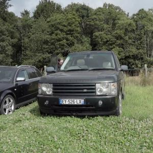 Range Rover keeps running out of electricity