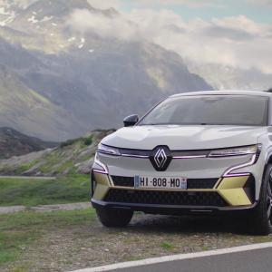 All-new Renault Megane E-TECH Electric Exterior Design