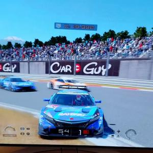 Gran Turismo sport Super GT with the Raybrig Honda NSX from 2016