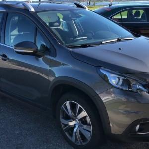 プジョー 2008に試乗! 外装・内装 Peugeot 2008 exterior interior
