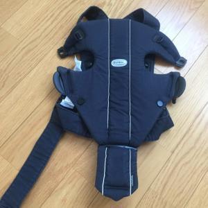 【ベビービョルン】2人目育児で重宝しまくった 新生児から使える抱っこ紐