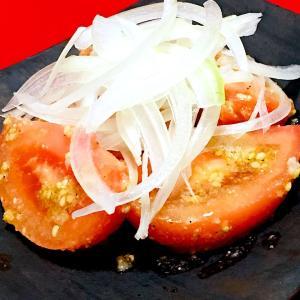 ごま油と白ごまで風味も栄養もアップ トマトのごま油和え