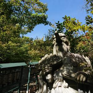 大聖院と庭カフェ御山でランチ
