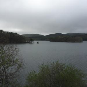 2020.05.23 岩洞湖