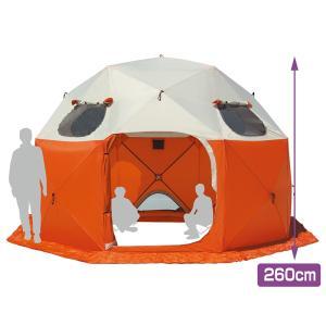 新製品情報 PROX クイックドームテント パオグラン ビッグ