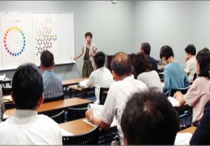 ◆色選び・色遊び・色と仕掛け 繊研新聞FB連続小講座『VMDとCS空間の創造』⑥