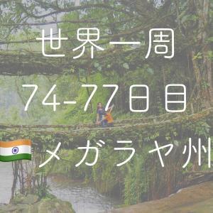 【世界一周74-77日目】生きる橋・ルートブリッジを求めノングリアート村へ