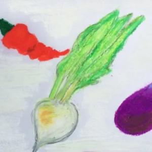 野菜たちの愛