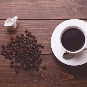 【270円】ミスドのコーヒーはおかわり自由。読書やPC作業におすすめです!