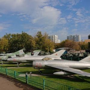 チロさんの小部屋 ロシア モスクワ中央軍事博物館見学3