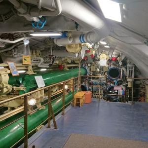 チロさんの小部屋 ロシア海軍博物館見学2