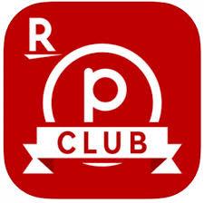 楽天Point Clubのアプリで年間469円ポイントを稼いでます